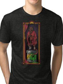 The Haunted Sewer: Mutagen Keg Tri-blend T-Shirt