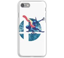 Super Smash Bros Greninja iPhone Case/Skin
