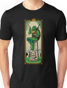 The Haunted Sewer: Here Lies Shred Unisex T-Shirt