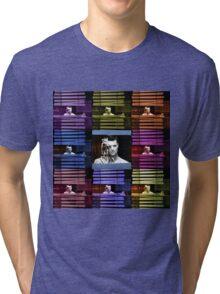 Faces 9 Tri-blend T-Shirt