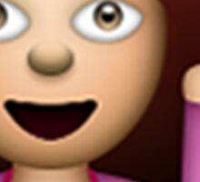 bye Felicia emoji Sticker