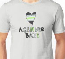 Agender Babe Unisex T-Shirt