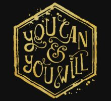 You can & you will by Shawna Armstrong
