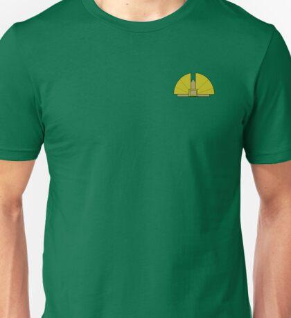 Kyoshi Headdress Badge  Unisex T-Shirt