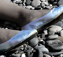 Silver Slippers by donna56455