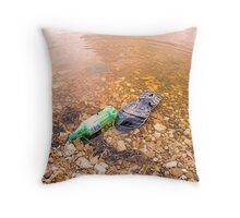Flotsom Throw Pillow