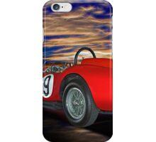 1958 Ferrari 250GT Testa Rossa IV iPhone Case/Skin