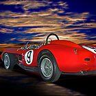 1958 Ferrari 250GT Testa Rossa IV by DaveKoontz