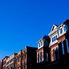 Barrington Street by Sandy  McClearn