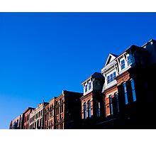 Barrington Street Photographic Print