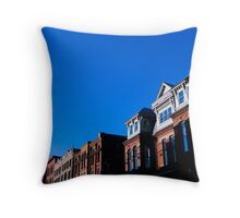 Barrington Street Throw Pillow