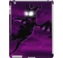 Flying Spyro - dark version iPad Case/Skin