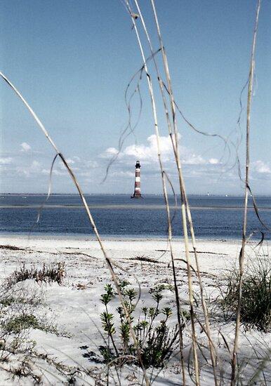 Morris Island No. 2 by Benjamin Padgett