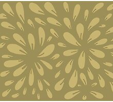 blossom (gold) Photographic Print