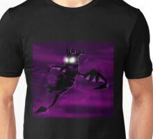 Flying Spyro - dark version Unisex T-Shirt