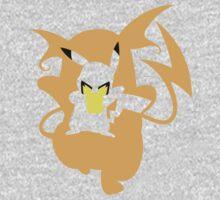 Pichu - Pikachu - Raichu Kids Clothes