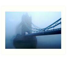 London Smog Art Print