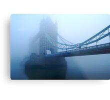 London Smog Metal Print