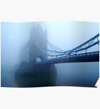 London Smog Poster