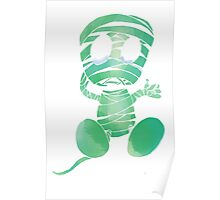 Amumu, the Sad Mummy Poster