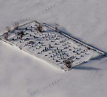 Peace in snow by Loklok