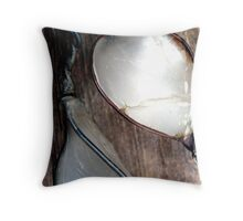 Guts #2 Throw Pillow
