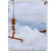 Patrick Dragos. Union Ironworker. 2 iPad Case/Skin