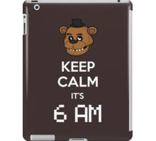 keep calm  iPad Case/Skin