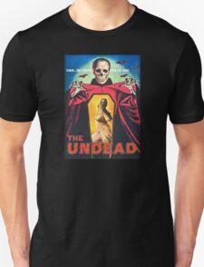 The Undead 1957 Original Poster Artwork Unisex T-Shirt