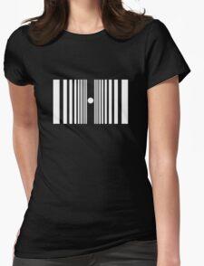 Doppler effect. Womens Fitted T-Shirt