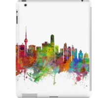 Beijing China Skyline iPad Case/Skin