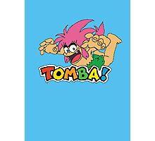 TOMBA! Photographic Print