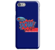 POW  iPhone Case/Skin
