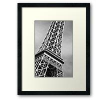 No. 5, La Tour Eiffel de Vegas Framed Print