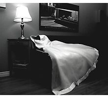 Her Dress Photographic Print