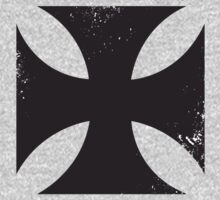 Iron cross in black. by 2monthsoff