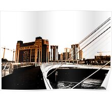 Quayside 01 Poster