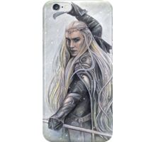 Ready for battle iPhone Case/Skin