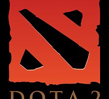 DOTA 2 Logo by DCornel