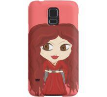 Game of Thrones Valentines: Melisandre Samsung Galaxy Case/Skin