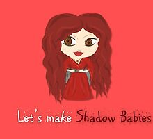 Game of Thrones Valentines: Melisandre by Alice Edwards