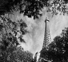 No. 14, La Tour Eiffel de Vegas by Benjamin Padgett