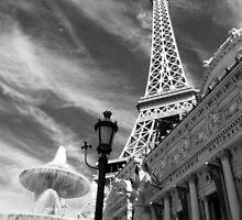 No. 15, La Tour Eiffel de Vegas by Benjamin Padgett