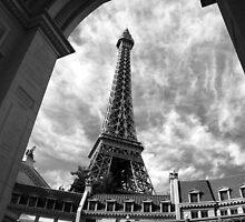 No. 16, La Tour Eiffel de Vegas by Benjamin Padgett
