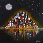 CITY ONE 2008 by Matt Ware