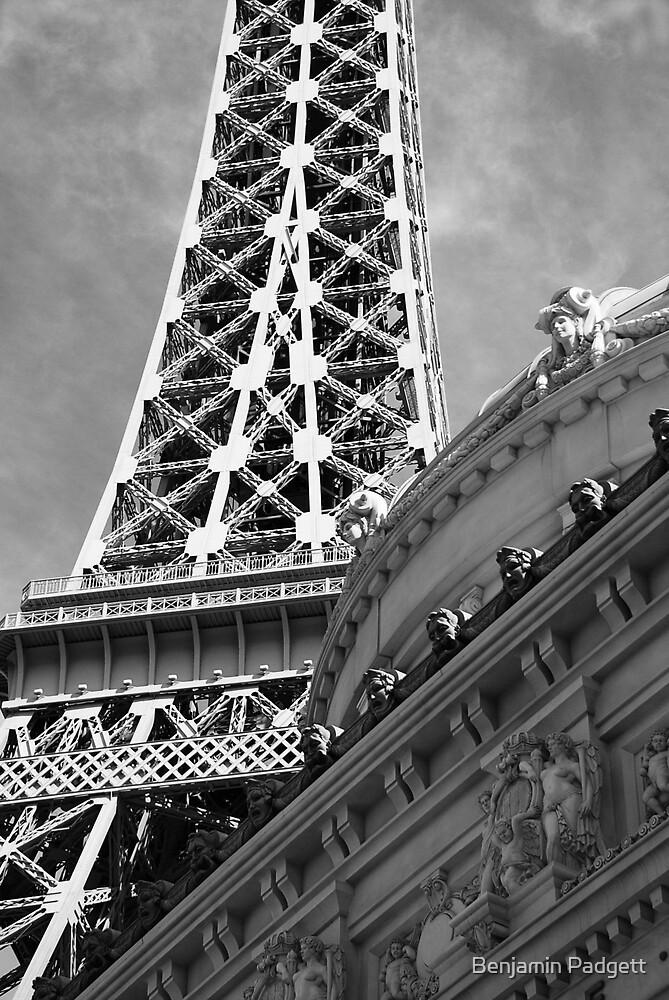No. 19, La Tour Eiffel de Vegas by Benjamin Padgett