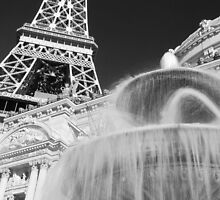 No. 20, La Tour Eiffel de Vegas by Benjamin Padgett