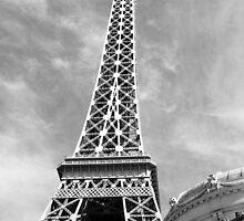 No. 22, La Tour Eiffel de Vegas by Benjamin Padgett