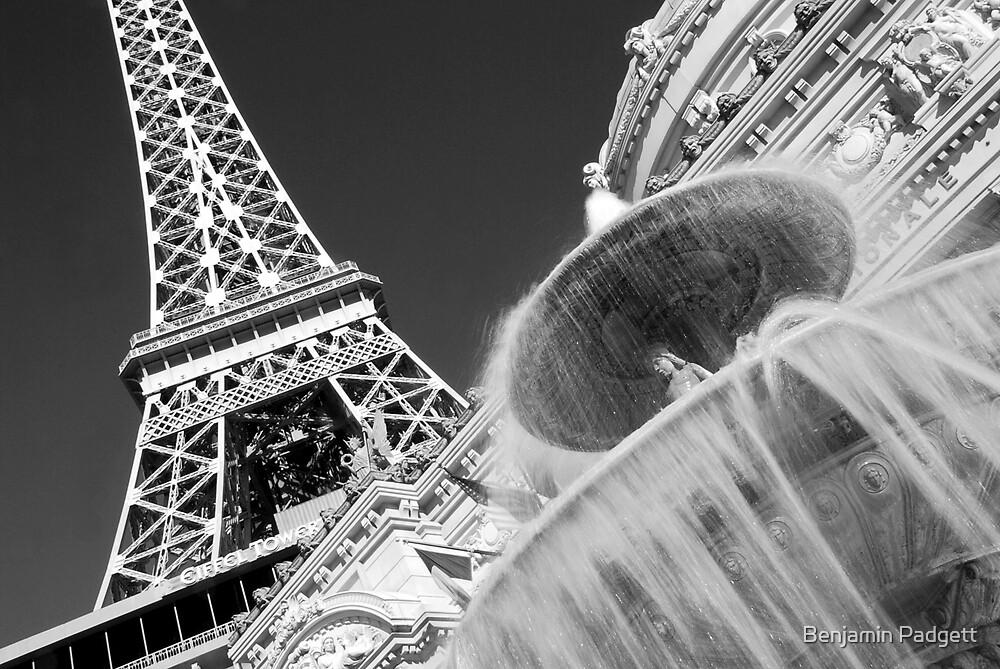 No. 23, La Tour Eiffel de Vegas by Benjamin Padgett