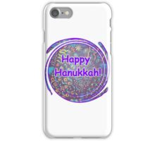 Happy Hanukkah iPhone Case/Skin